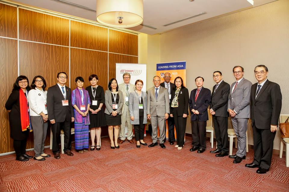 Picture from ASEAN CSR & NUS Conference