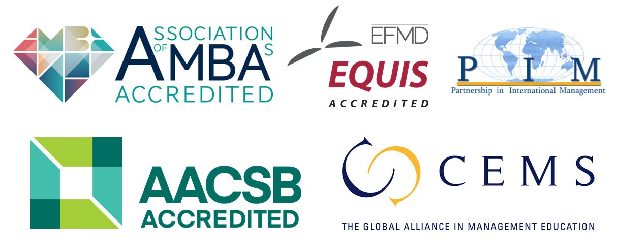 CBS MBA Accreditations