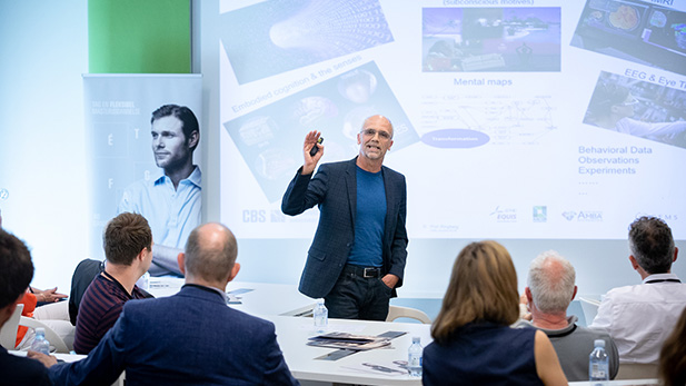 Alumni Day 2018 - digital business oplæg