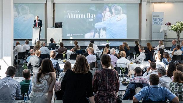 Alumni Day 2018 - rektors velkomsttale