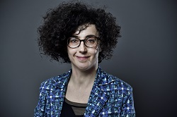 Ana Alacovska, photo Independent Research Fund Denmark