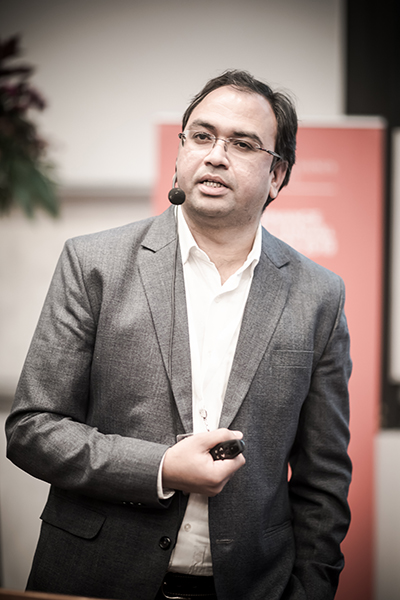 Anil Kumar, Aarhus University