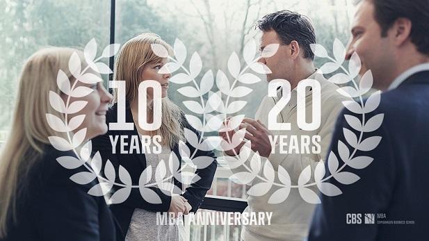 MBA Anniversary 2014