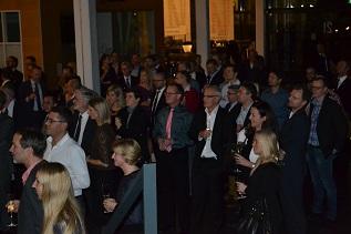 MBA Anniversary 1 Nov 2014 - before dinner