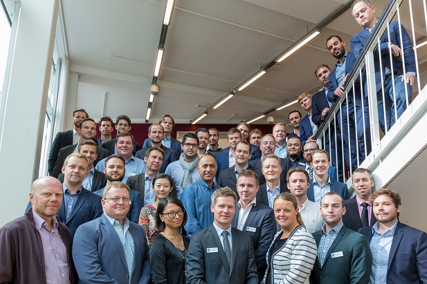 Blue MBA class 2015 to 2017