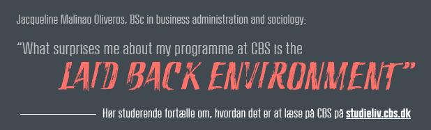 Studieliv.cbs.dk-banner