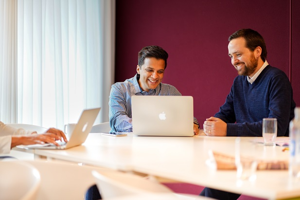 The Copenhagen MBA classroom