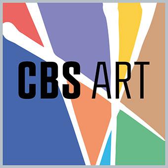 CBS Art logo 2017