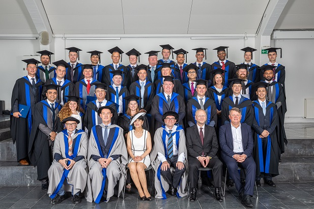 CBS Blue MBA Graduation 2019