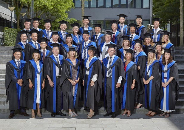 CBS EMBA Graduation 9 June 2018