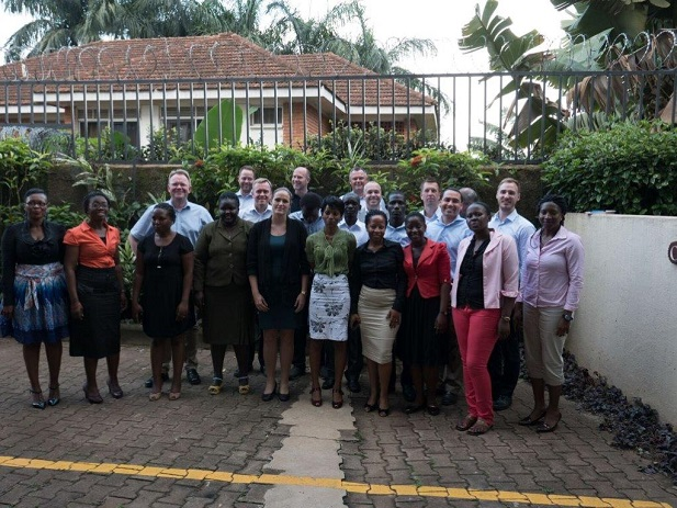 CBS GEMBA international module in Uganda 2015