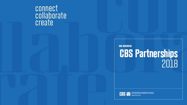 CBS Partnerships 2018