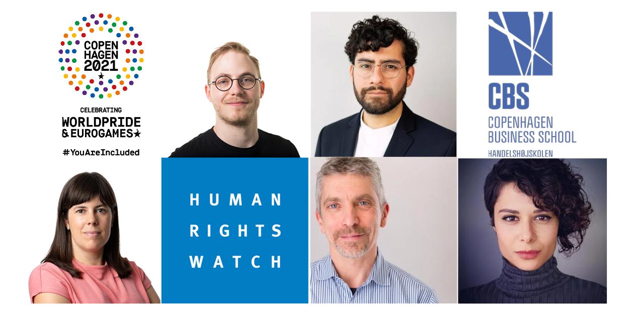 HRW Panel Discussion