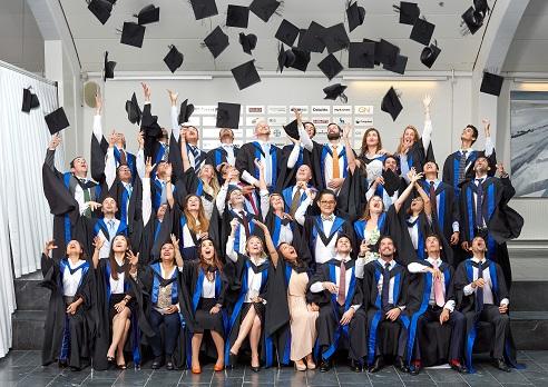 Copenhagen Full-time MBA 2016 graduation