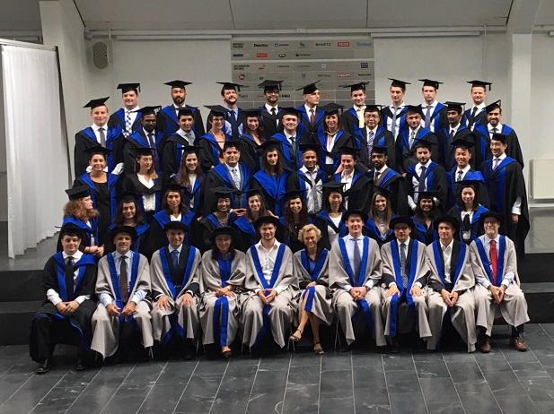 Copenhagen fulltime MBA graduation 2018