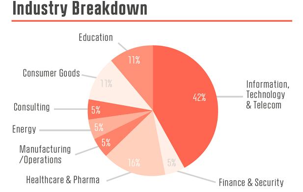 The Copenhagen MBA example of post-grad industries
