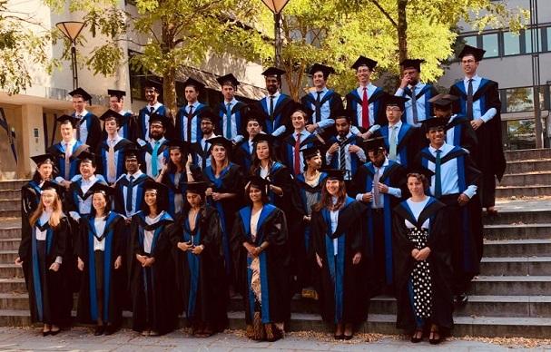 CopenhagenMBA class of 2020 graduation