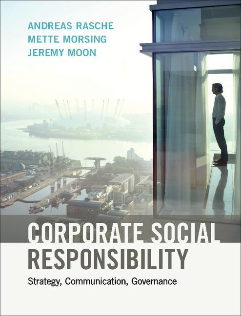 Corporate Social Responsibility Book