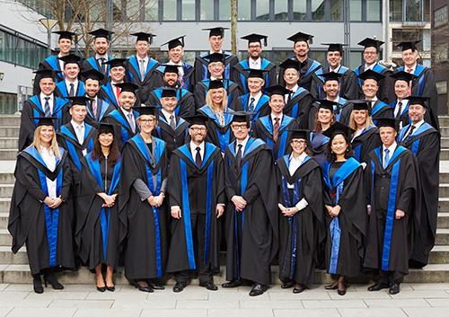 Executive MBA graduation 28-3-15