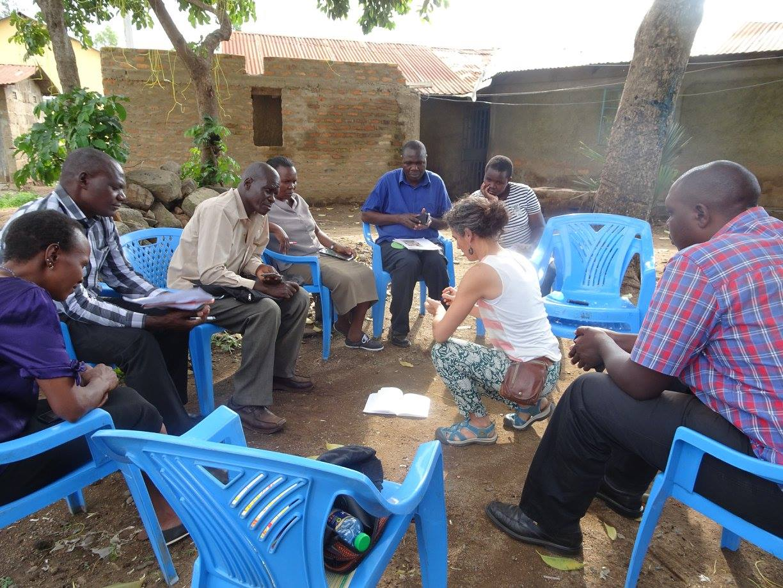Ester Bariaga project