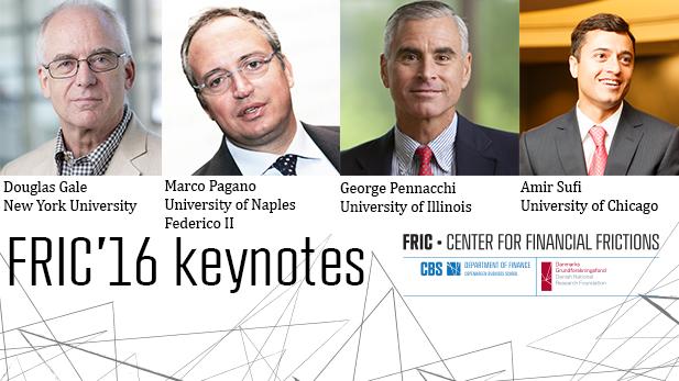 FRIC'16 Keynotes 2016
