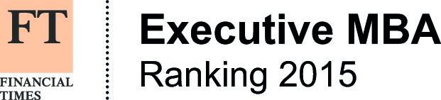 Financial Times EMBA 2015 Rankings logo