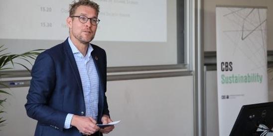 CBS President Nikolaj Malchow-Møller