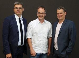 Professors Andreas Rasche, Esben Rahbek Gjerdrum Pedersen, and Dan Kärreman