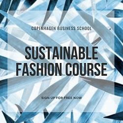 Sustainable Fashion MOOC