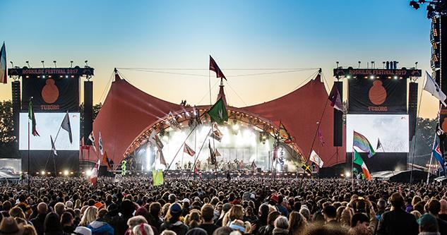 Roskilde Festival - Fotograf: Peter Troest