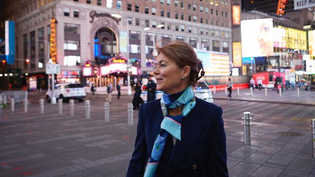 Lise Kingo modtager prisen som årets Æresalumne 2018
