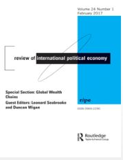Review of International Political Econmy