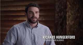 Richard Hungerford Copenhagen MBA Alumnus