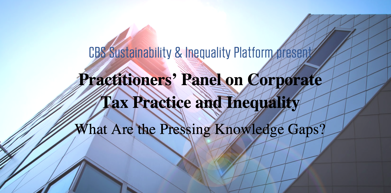 Practitioners' Panel Visual