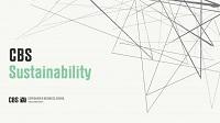 CBS Sustainability logo