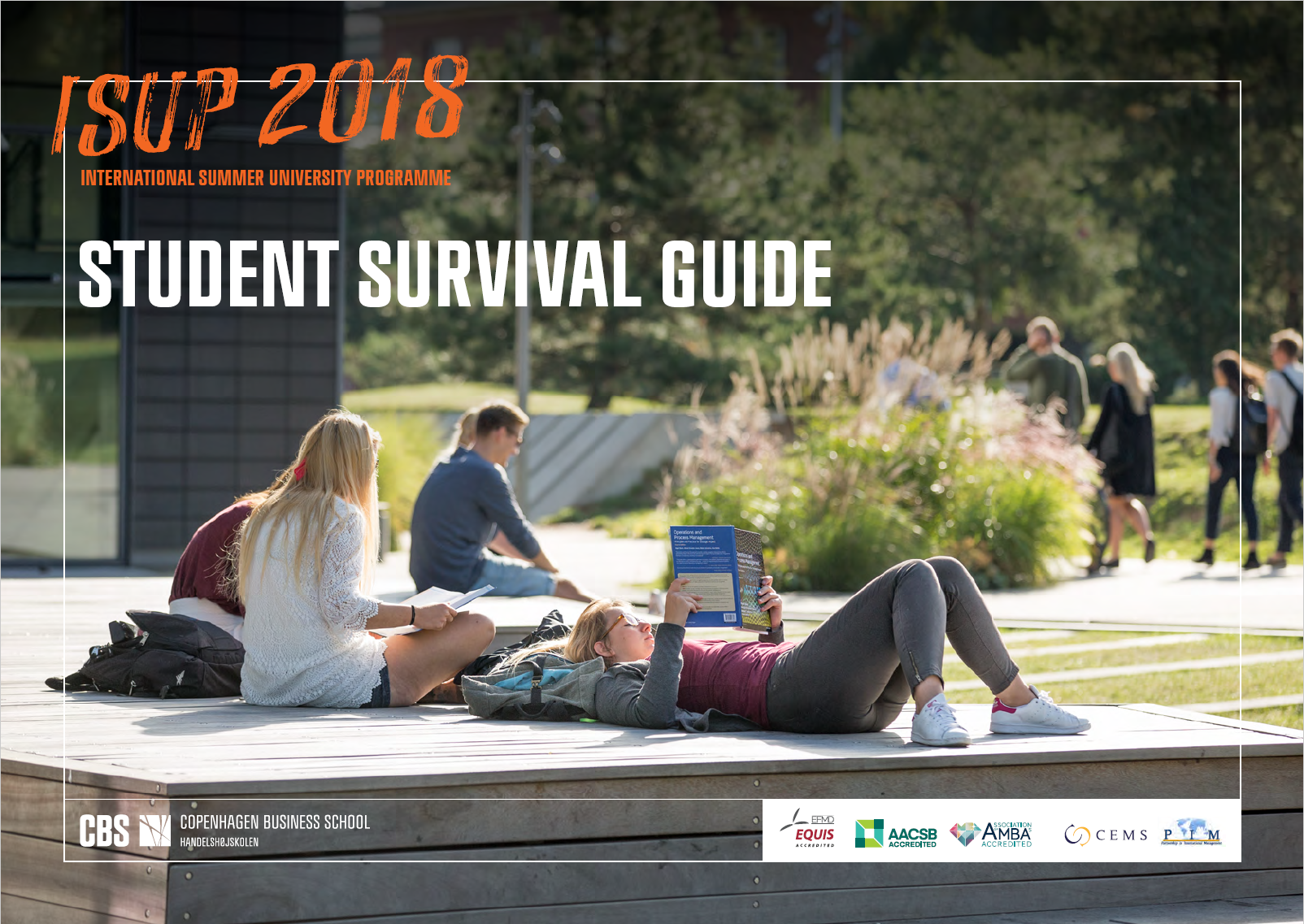 ISUP Student Survival Guide 2018