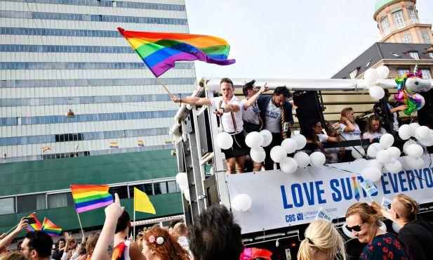 CBS Pride Parade 2019