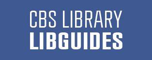 LibGuides er CBS Biblioteks emneguides, som skal hjælpe med valg og brug af alle de databser og produkter vi stiller tilårdighed