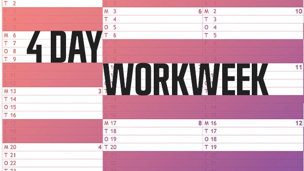 Implementing a four-day workweek without wage cuts