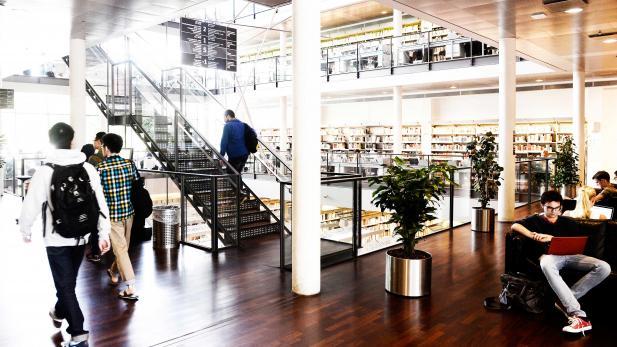 CBS Bibliotek Solbjerg Plads