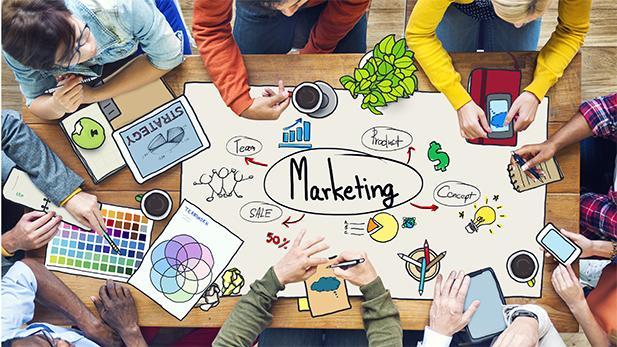 Brainstorming on marketing