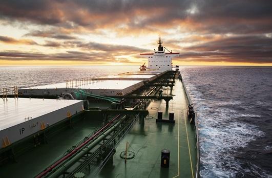 CBS Maritime shipping image iris scanpix