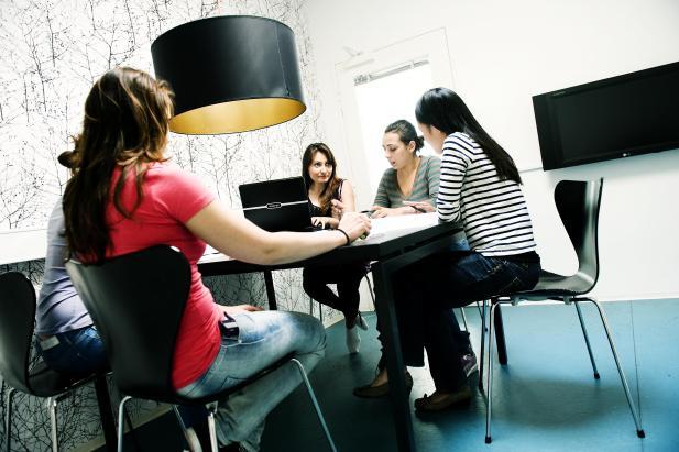 Faciliteter Cbs Copenhagen Business School