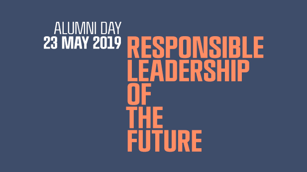 Alumni Day 2019: Responsible leadership of the future