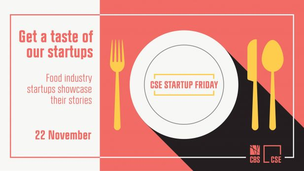CSE start up friday