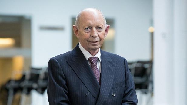 Distinguished Alumnus Andreas Nicolaisen, 2014