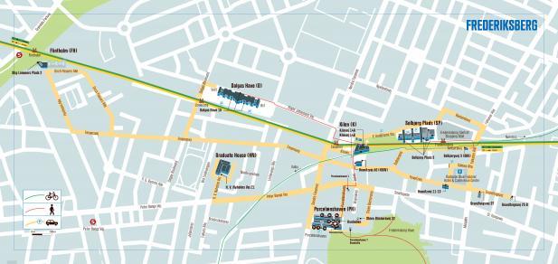 Maps CBS Copenhagen Business School - Where is copenhagen located