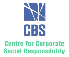 cbsCSR logo