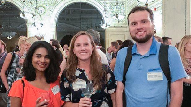 CBS alumni meet up Vienna 2018