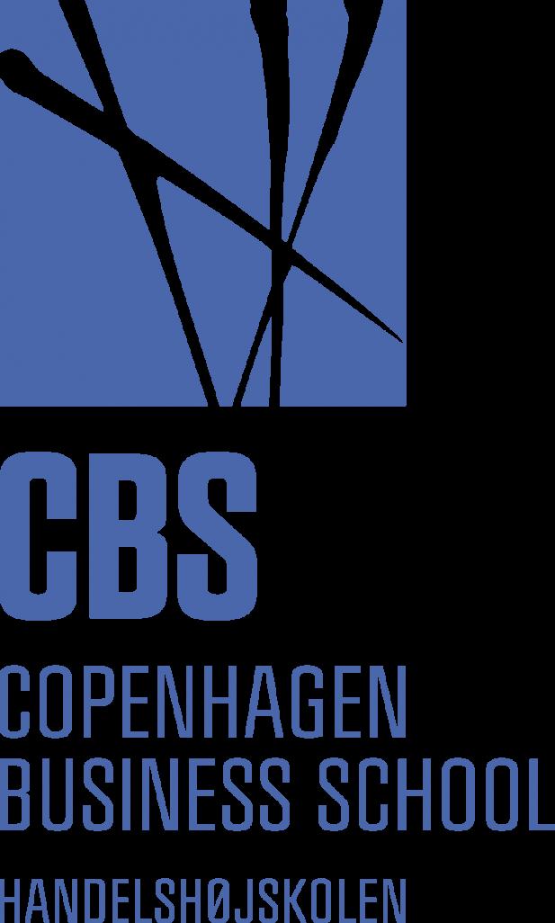 cbs logo vertical blå